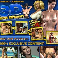 3D Sex Dream
